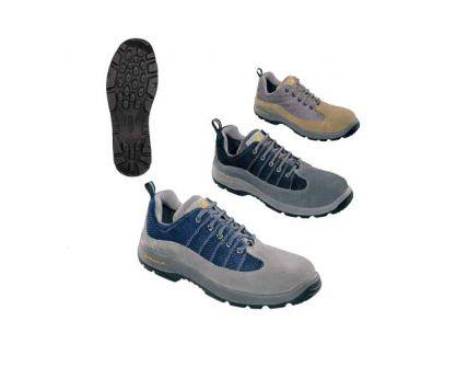 代尔塔彩虹系列轻便透气安全鞋 301322.